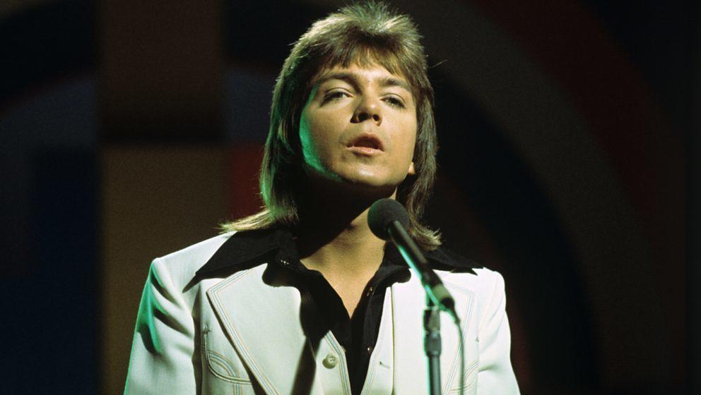 David Cassidy (* 12. April 1950 in New York; † 21. November 2017 in Fort Lauderdale, Florida)