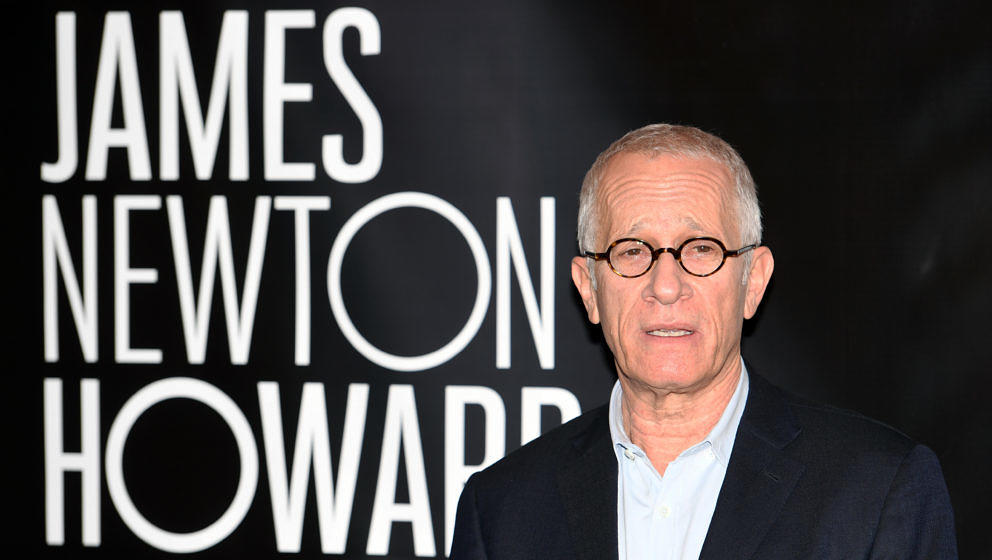 Filmmusik-Komponist James Newton Howard live in Berlin