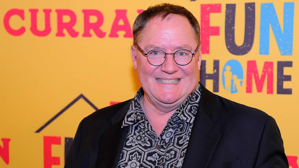 Pixar-Chef John Lasseter