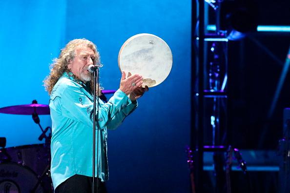 Robert Plant im Juli 2016