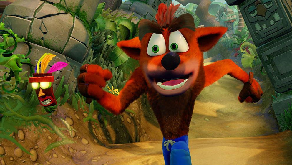 Crash Bandicoot ist zurück!