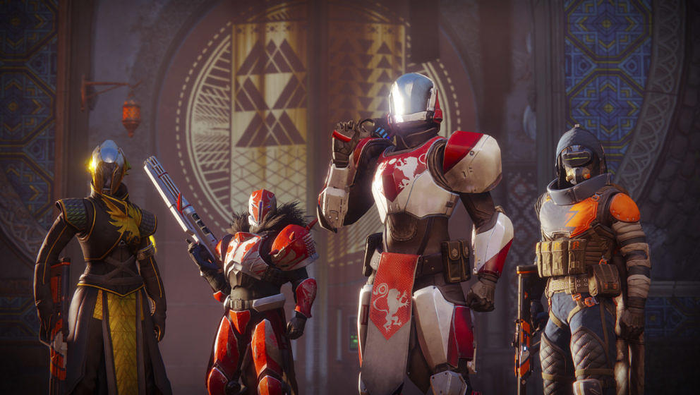 Die Hüter in Destiny 2