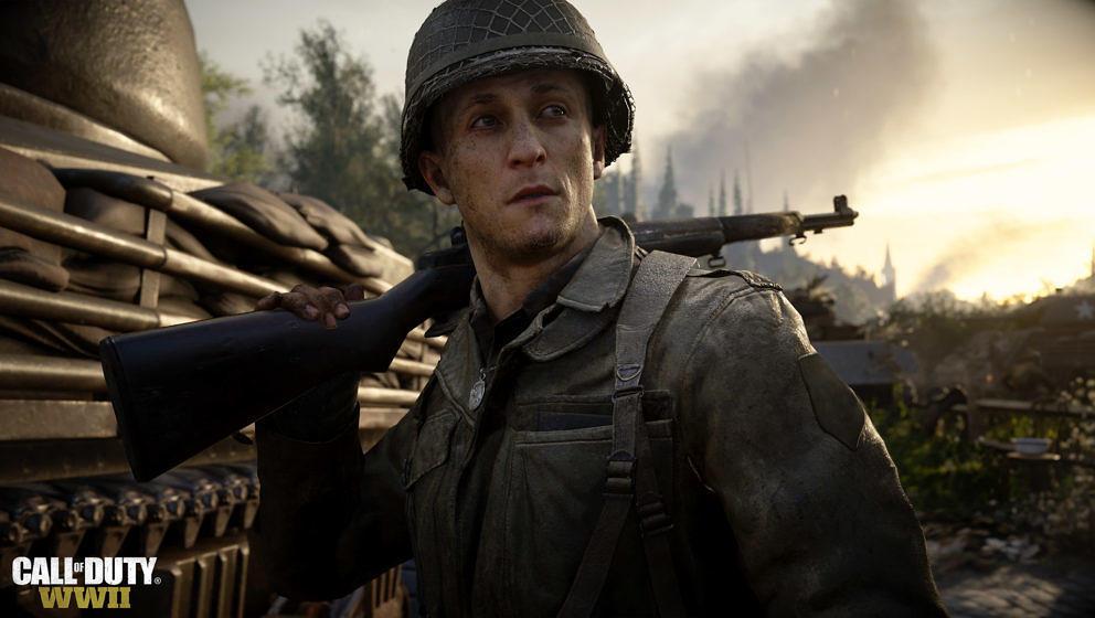 Call of Duty: WWII bietet packende Schlachten