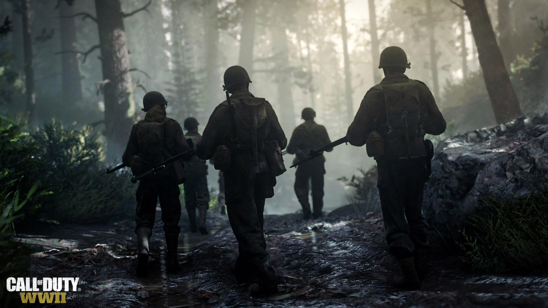 Kameradschaft spielt in Call of Duty: WWII eine große Rolle
