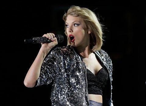 Taylor Swift ist jetzt bei Spotify und Apple.