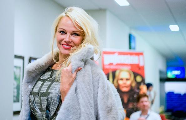 Pamela Anderson sorgt ordentlich für Gesprächsstoff.