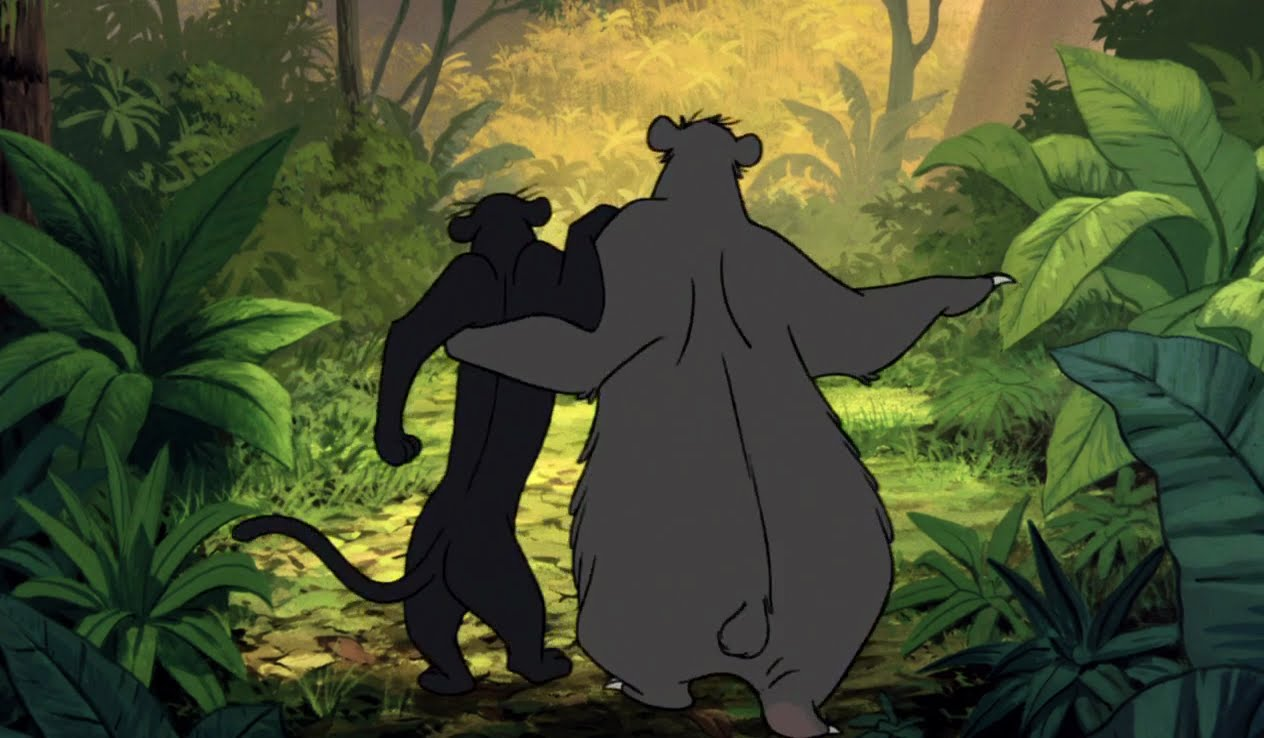 """Die perfekte (?) letzte Szene in """"Das Dschungelbuch"""""""