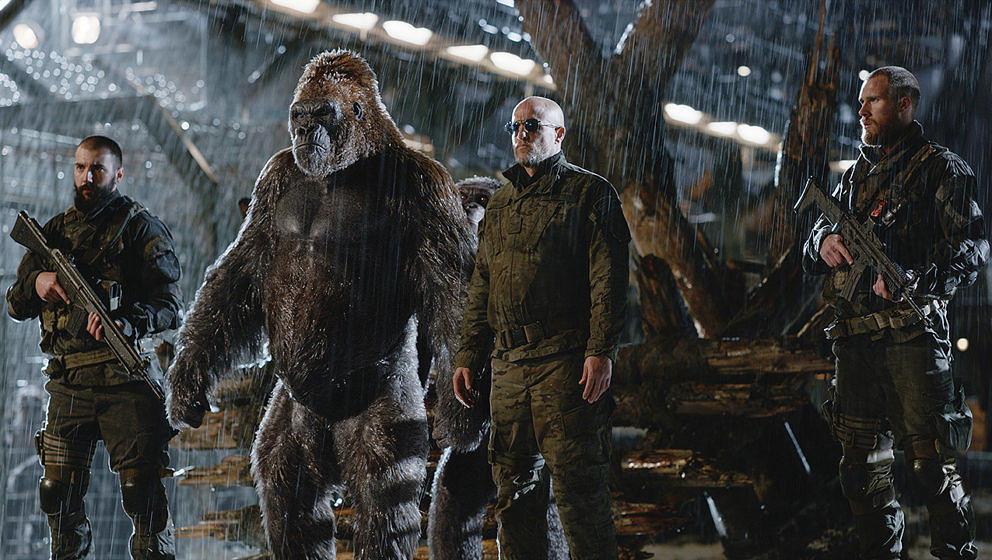 """Szene aus """"Planet der Affen: Survival"""""""