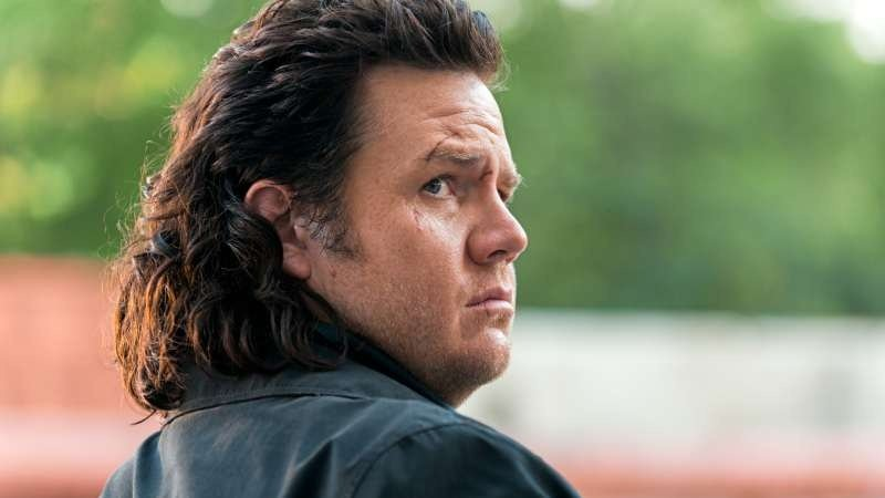 """Eugene (Josh McDermitt) in """"The Walking Dead"""""""