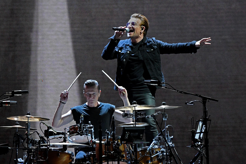 """Raten Sie mal, wie viel Geld U2 letztes Jahr mit der """"Joshua Tree""""-Tour verdient..."""