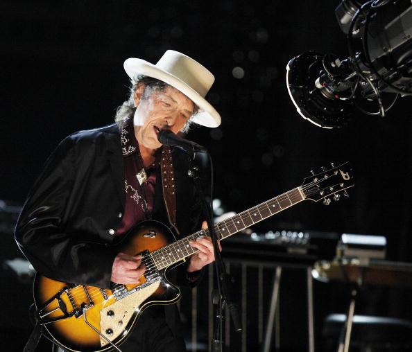 Bob Dylan macht immer weiter und weiter.