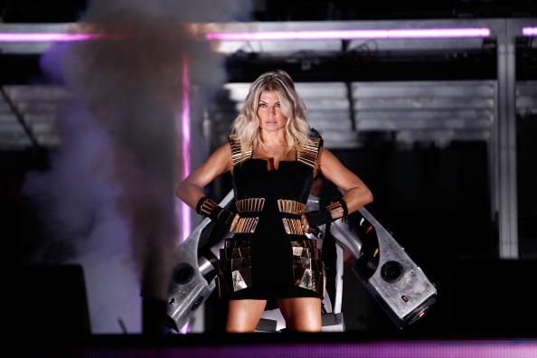Fergie von den Black Eyed Peas war als Teenager stark süchtig nach Crystal Meth.