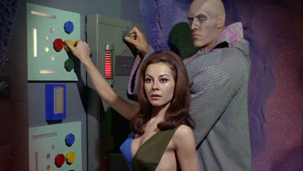 "Szene aus der Original-Serie ""Star Trek"""