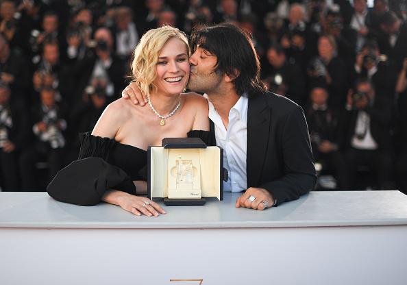Fatih Akin und Diane Kruger 2017 in Cannes.