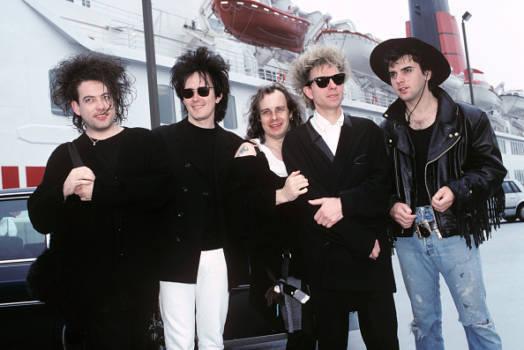 The Cure im Jahr 1989.