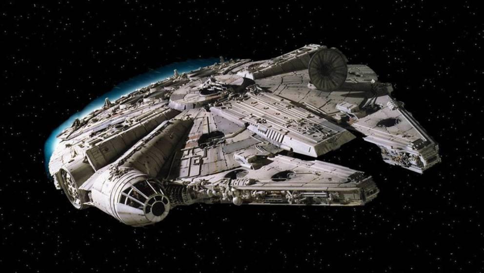 """Der Millenium Falcon aus """"Star Wars"""""""