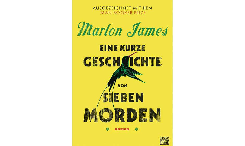 Eine kurze Geschichte von sieben Morden von Marlon James