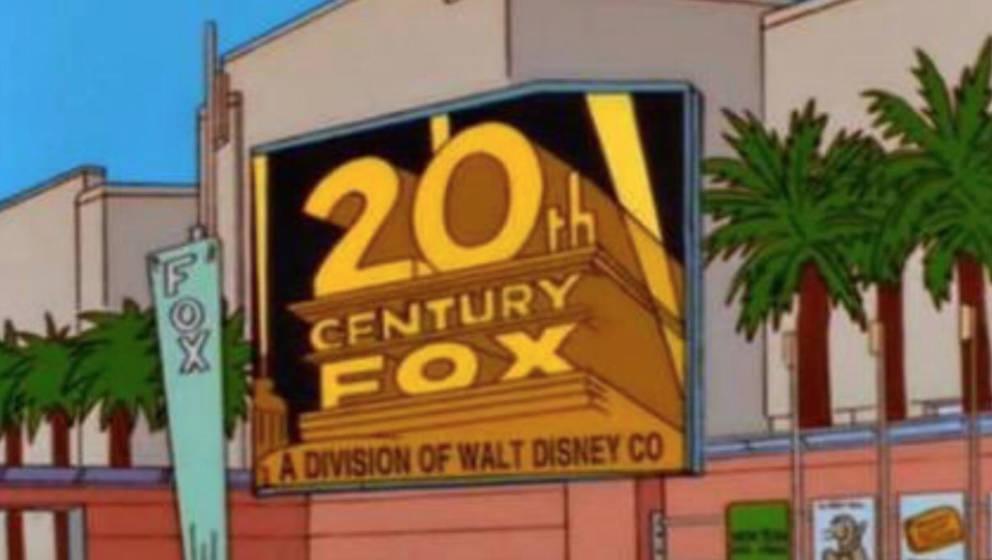Mit dieser Szene erwiesen sich die Simpsons erneut als Propheten