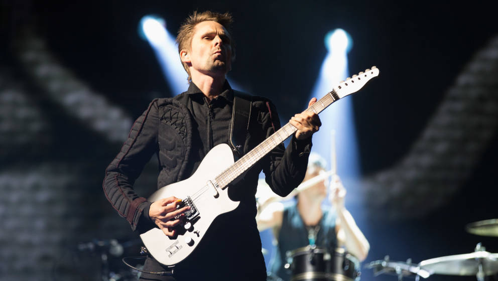 Matt Bellamy von Muse