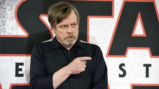 """Mark Hamill ist mit der Darstellung von Luke Skywalker in """"Die letzten Jedi"""" unzufrieden"""