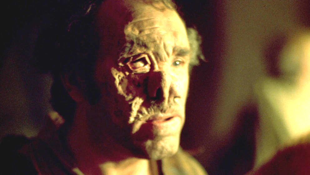 "Alfie Curtis als Dr. Evazan in ""Star Wars: Episode IV - A New Hope"""
