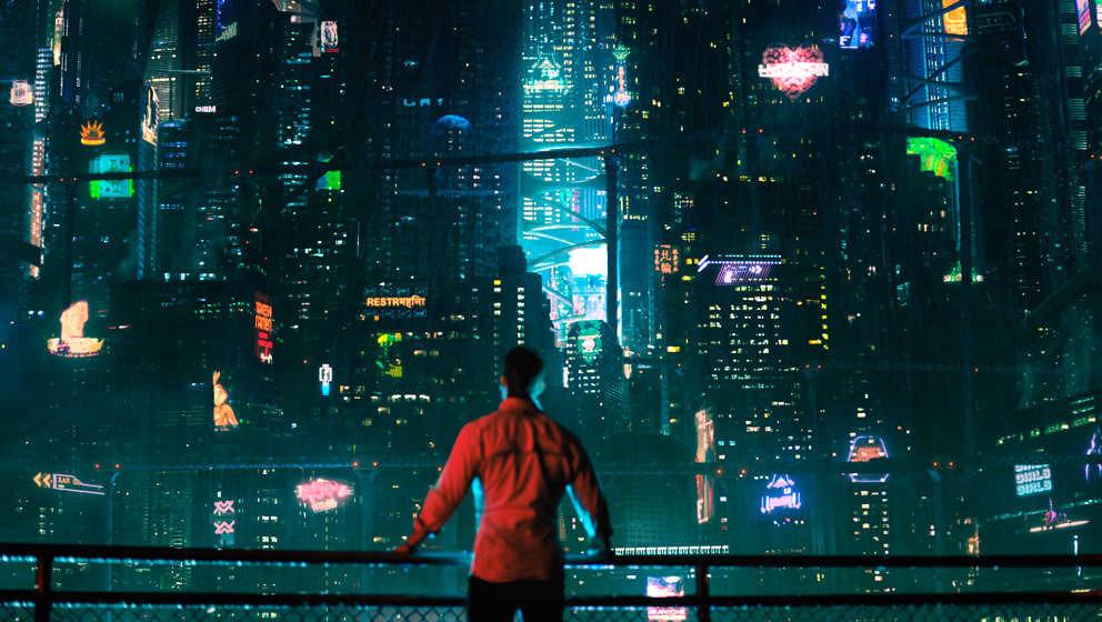 """""""Altered Carbon"""": Die Sci-Fi-Serie gibt es ab dem 02.02.2018 neu auf Netflix"""