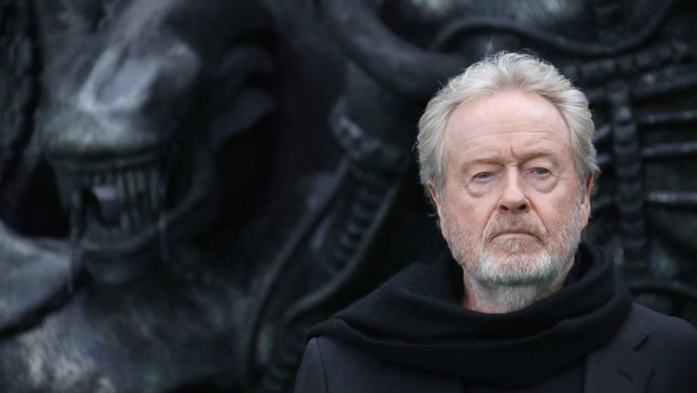 """Ridley Scott bei der Weltpremiere von """"Alien: Covenant"""""""