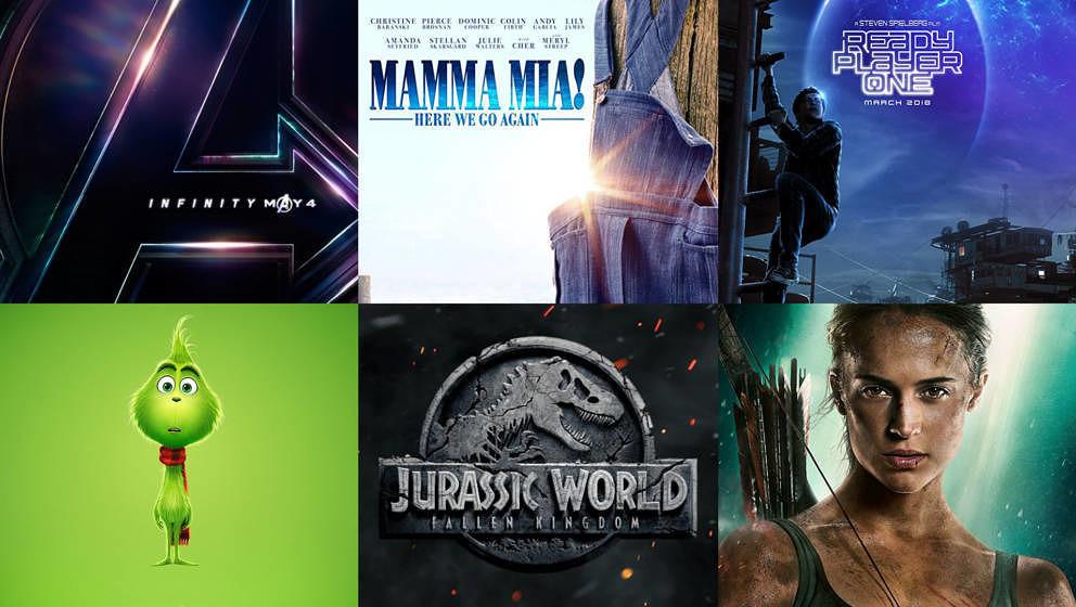 Kinovorschau 2018: Diese Filme müssen Sie sehen