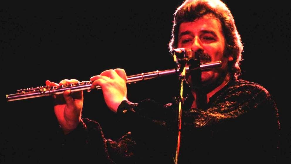 Ray Thomas of The Moody Blues