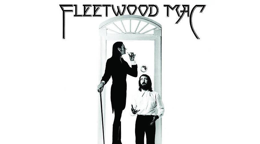 """Cover von """"Fleetwood Mac"""" von Fleetwood Mac"""