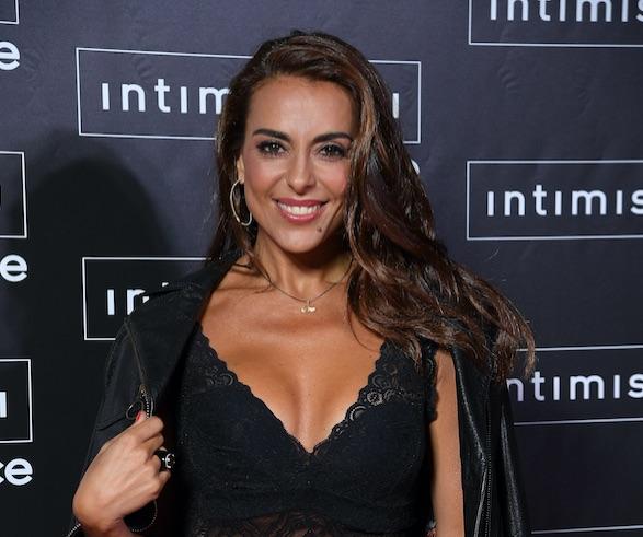 Eine der vier ESC-Moderatorinnen: Catarina Furtado