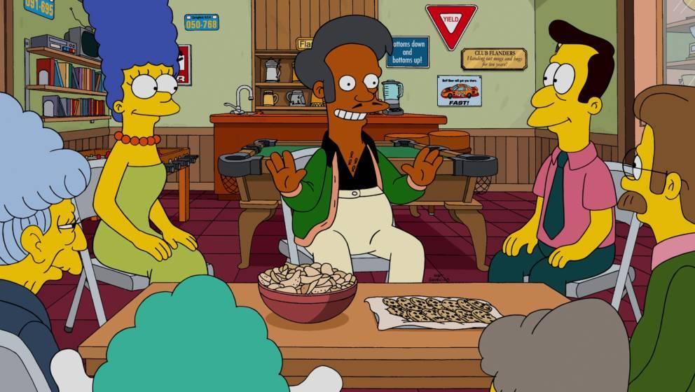 """Apu ist seit der ersten Staffel der """"Simpsons"""" dabei"""