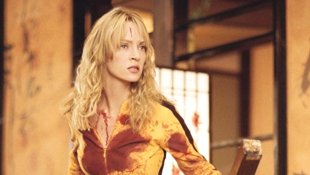 "Uma Thurman kämpft gegen alle: Szene aus ""Kill Bill Vol. 1"""