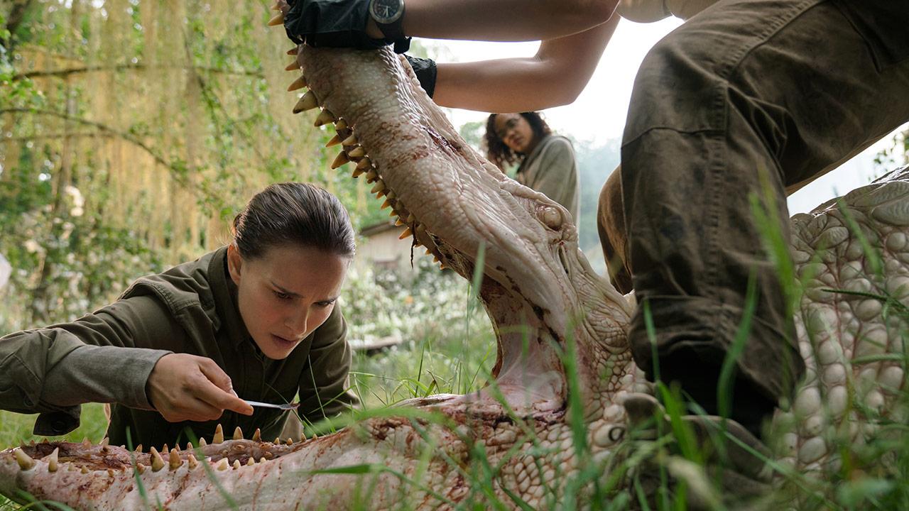 """""""Annihilation"""" mit Natalie Portman gibt es im März neu bei Netflix"""