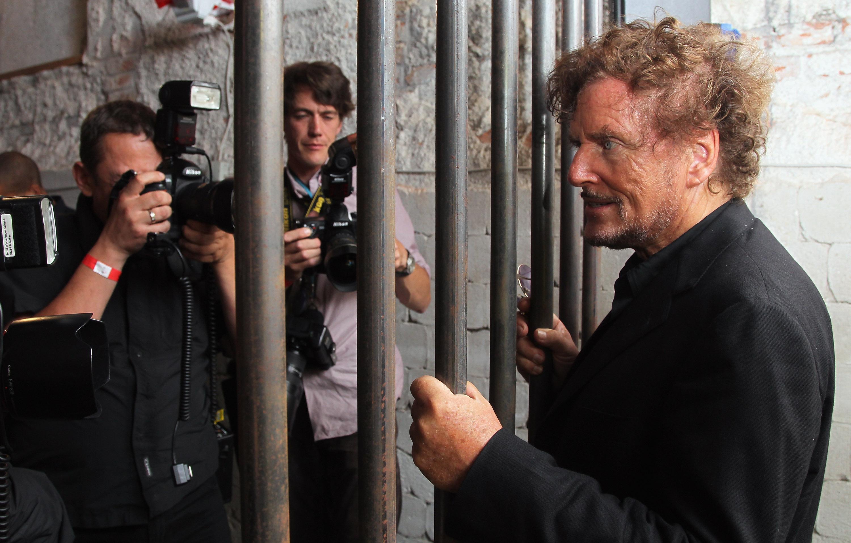 Im Auge der Fotografen: Dieter Wedel bei den Shocking Shorts Awards