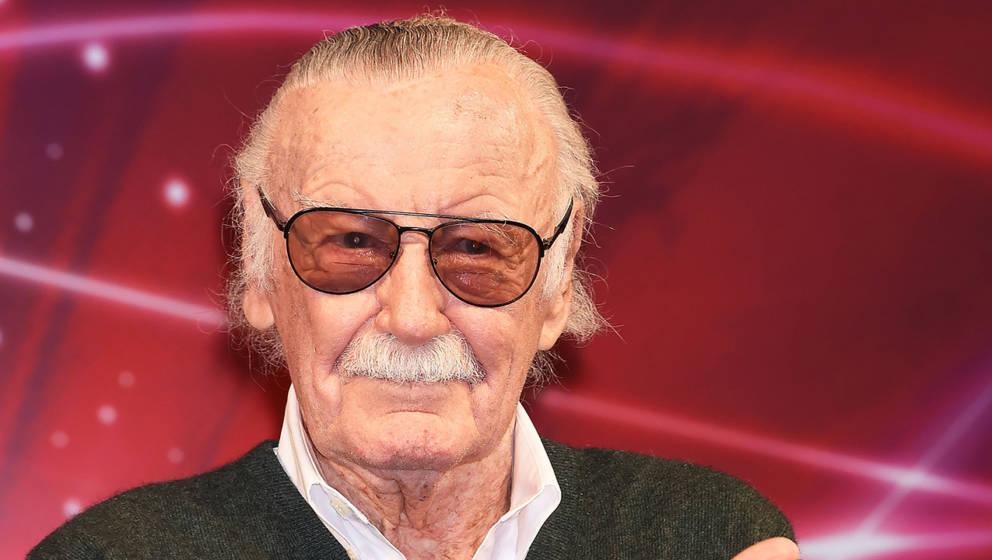 Stan Lee (95) musste ins Krankenhaus