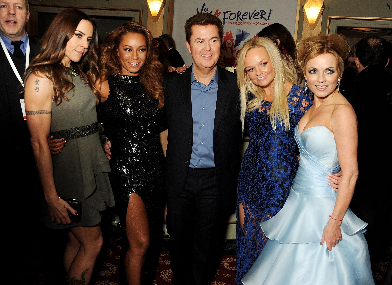 Jede einzelne soll 10 Mio. Pfund kassieren Spice Girls vor Wiedervereinigung!