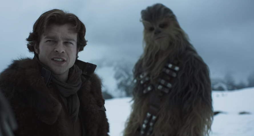 "Alles auf Anfang: Szene aus ""Solo: A Star Wars Story"""