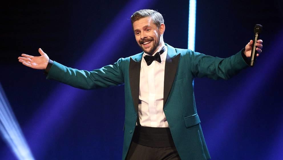 Unterhaltung kann er, aber auch Late Night Show? Klaas Heufer-Umlauf sucht die große Bühne