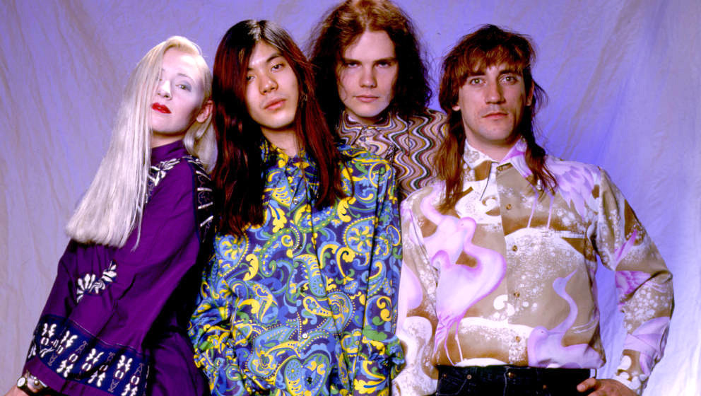Smashing Pumpkins (1991)