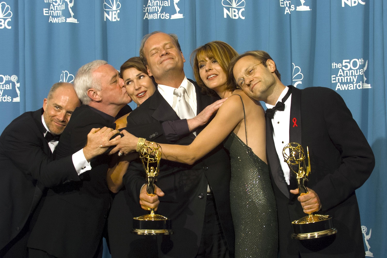 """Für """"Frasier"""" gab es zahlreiche Emmys"""