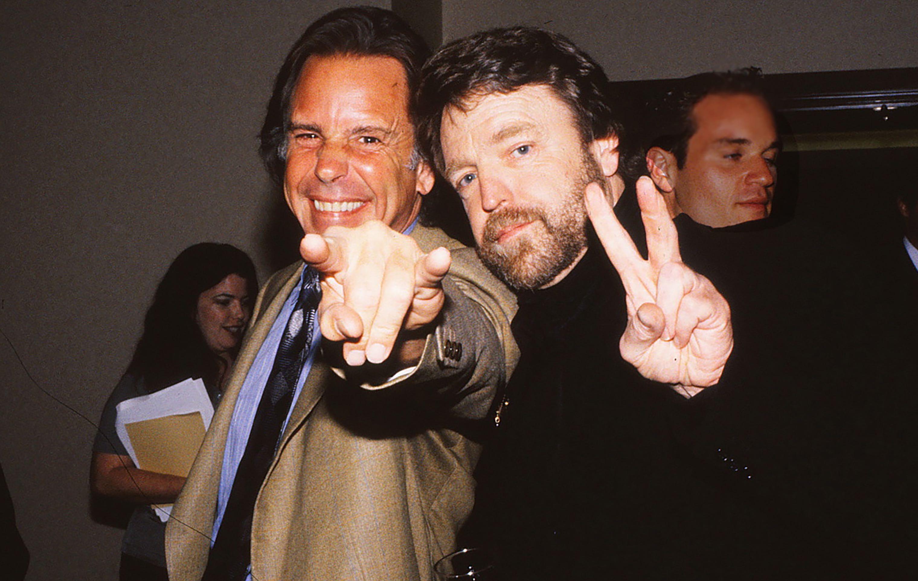 Geniale Songwriting-Partner für Grateful Dead: Bob Weir und John Perry Barlow