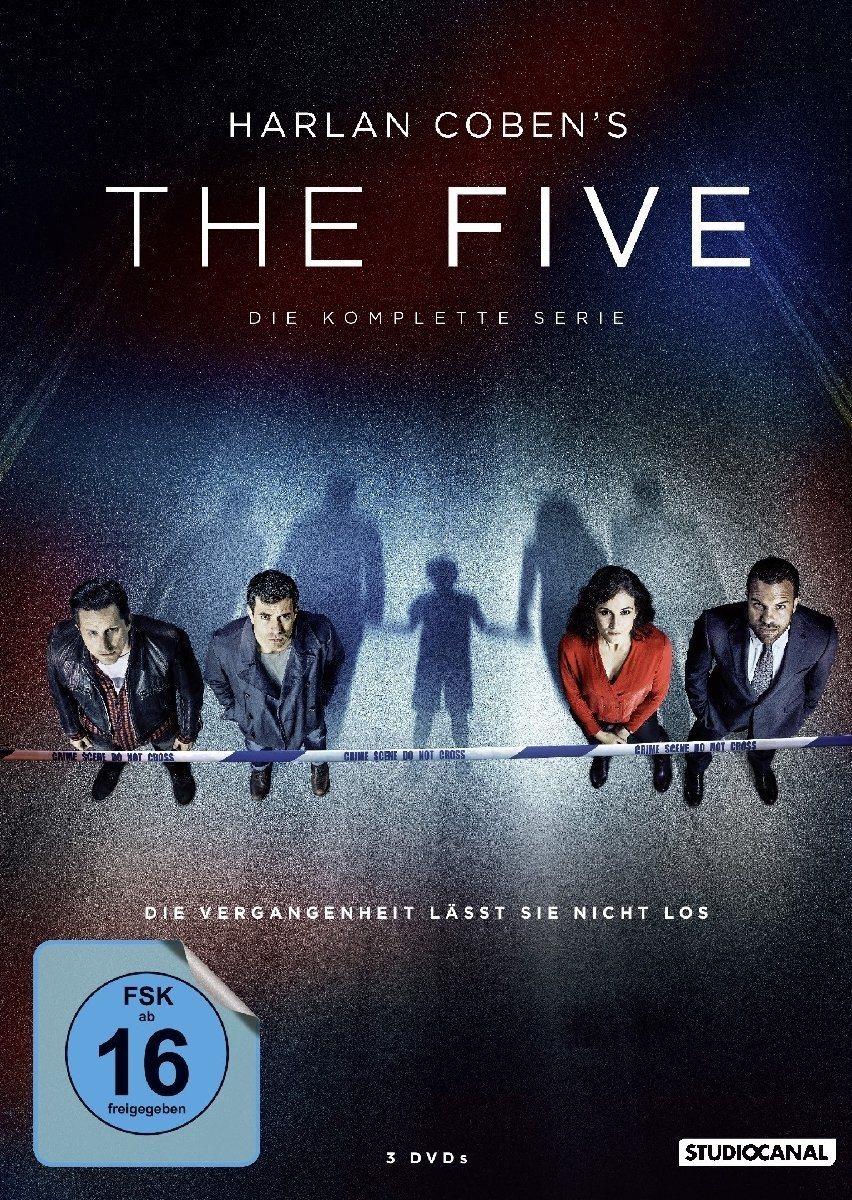 """DVD """"The Five"""""""