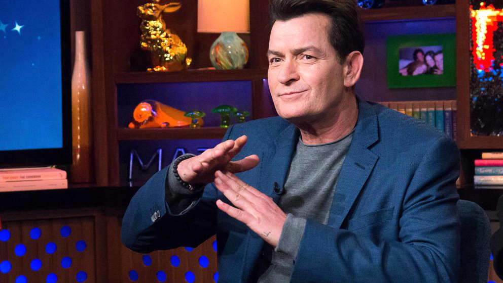Charlie Sheen bräuchte mal eine Auszeit bei all den Anschuldigungen