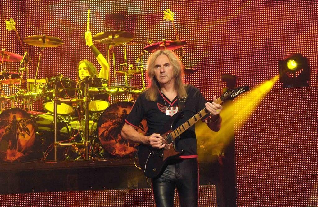 Judas Priest Gitarrist Glenn Tipton An Parkinson Erkrankt