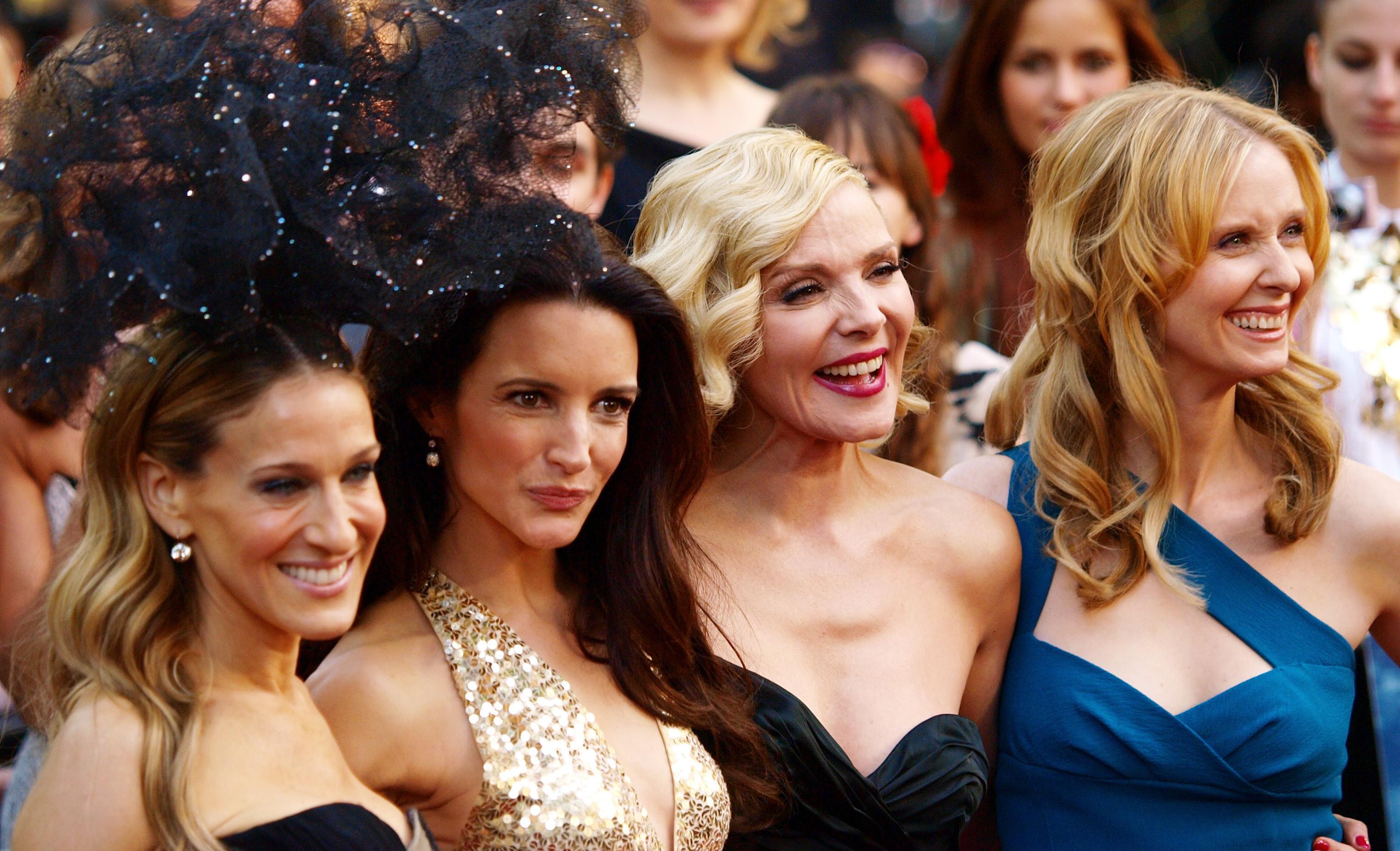 """Die """"Sex And The City""""-Stars blieben stets beste Freundinnen im Bewusstsein der TV-Fans. Alles nur Schein?"""