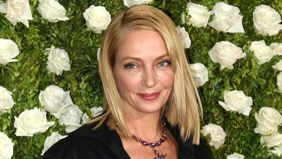 """Uma Thurman hatte bei ihrem Autounfall am Set von """"Kill Bill"""" noch einmal Glück im Unglück"""