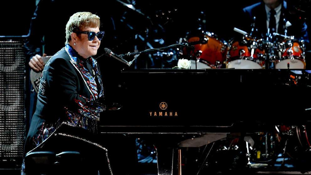 """Elton John produziert einen neuen Song für die Realverfilmung von """"König der Löwen"""""""