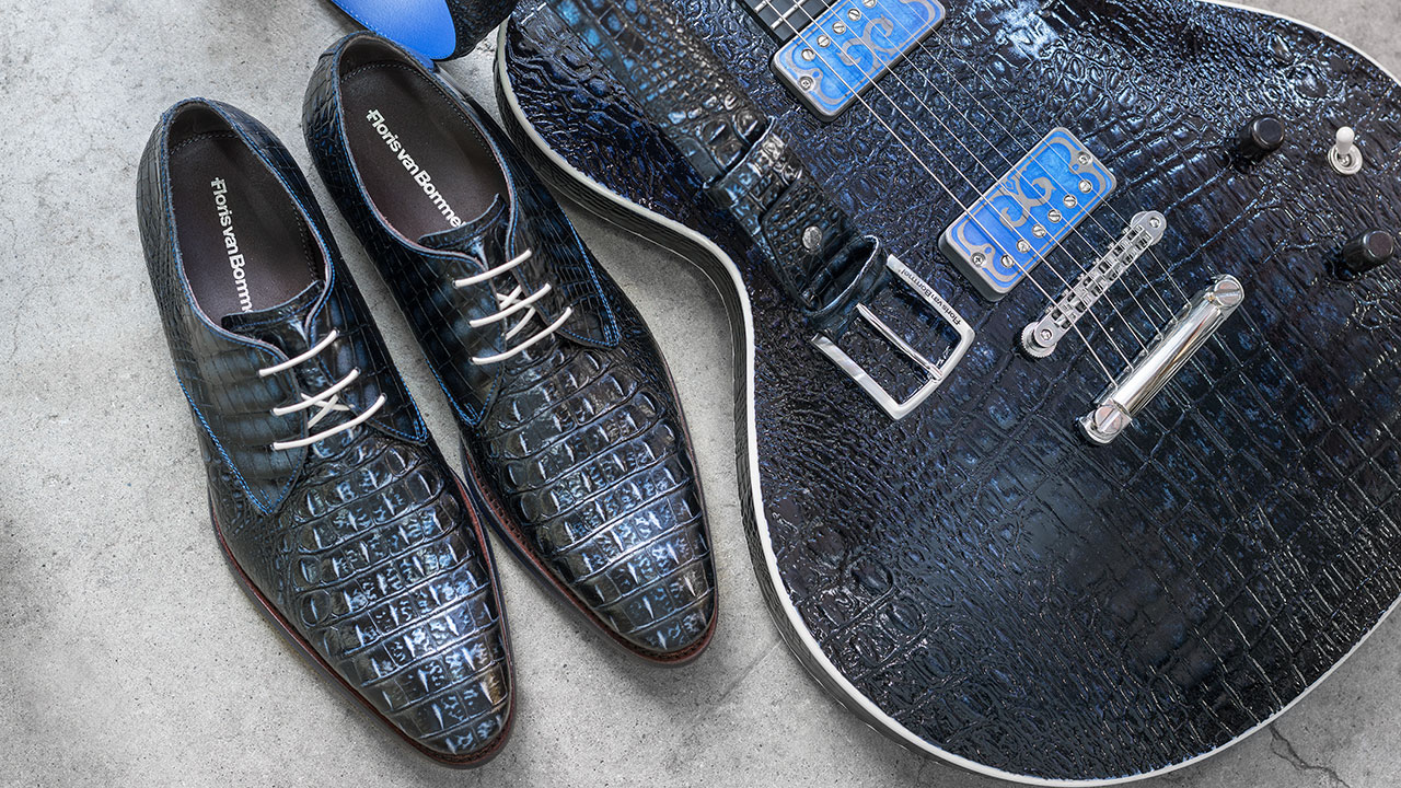 Floris van Bommel Schuhe Limited Edition