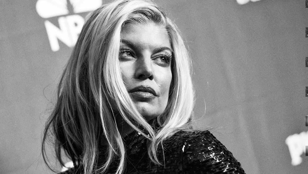 Singer Fergie attends the TrevorLIVE LA, on December 3, 2017, in Beverly Hills, California. / AFP PHOTO / VALERIE MACON